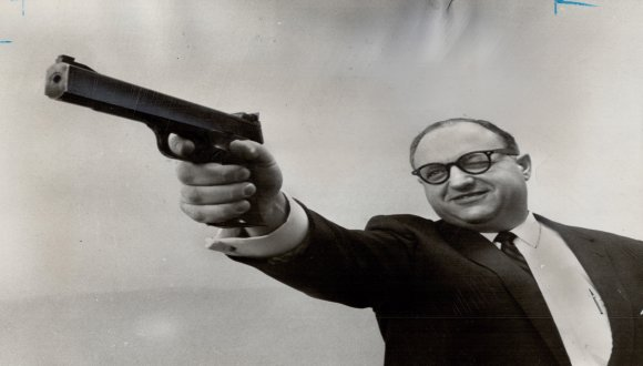 """אירוע הצגת הספר """"יהודים חמושים באמריקות"""""""