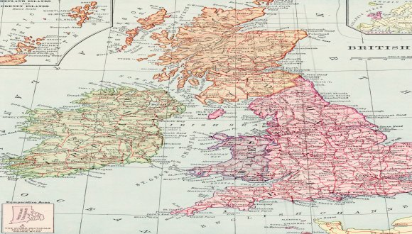 Precipitates Of The Past: Regional And National Identities In Britain And Ireland, 1500 To The Present