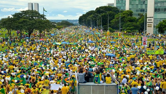 The On-going Political Crisis in Brazil